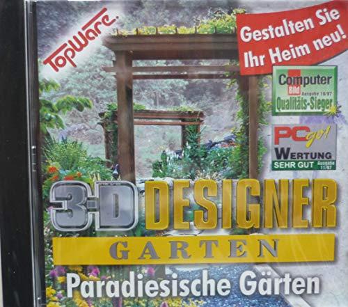 3-D Designer Garten / Paradiesische Gärten