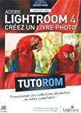 Tutorom adobe ligthroom 4 : créez un livre photo. Transformez vos...
