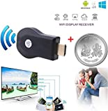 Attino We Cast Wireless WiFi dongle for TV 1080P HDMI Display TV Dongle