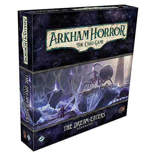 Arkham Horror The Card Game The Dream-Eaters Expansion   Horror Game   Mystery Game   Cooperative...