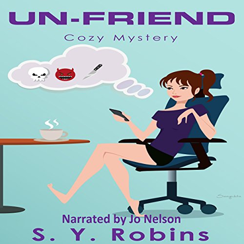 Un-friend audiobook cover art