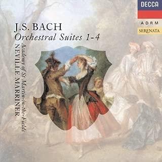 bach four orchestral suites