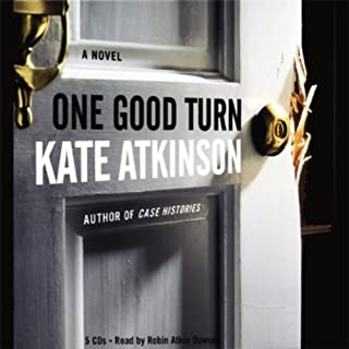 One Good Turn audiobook cover art