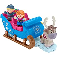 Fisher-Price Disney Frozen Kristoff's Sleigh by Little People