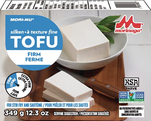 Tofu Fermentato Mori Nu Tofu Firm 349g