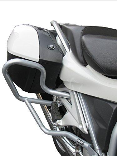 Trasero Defensa Protector de Motor R 1200 RT LC (2014-2018) - Plata