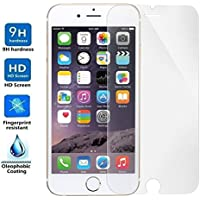ELECTRÓNICA REY Protector de Pantalla para iPhone 7 Plus/iPhone 8 Plus, Cristal Vidrio Templado Premium