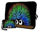 Luxburg 10 Zoll Tasche für Laptop/Tablet Plus, Schutzhülle für Kamera Acer Asus Chromebook Dell HP Lenovo Samsung Sony Toshiba