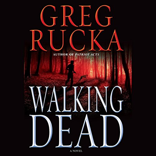 Walking Dead audiobook cover art