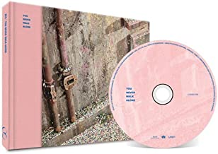 BTS-[WINGS:YOU NEVER WALK ALONE] Album RIGHT ver. CD+Photobook+PhotoCard SEALED Bangtan