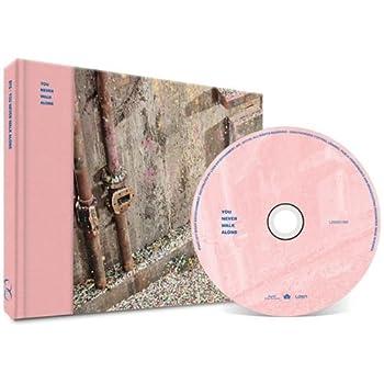 BTS-[WINGS YOU NEVER WALK ALONE] Album RIGHT ver CD+Photobook+PhotoCard SEALED Bangtan