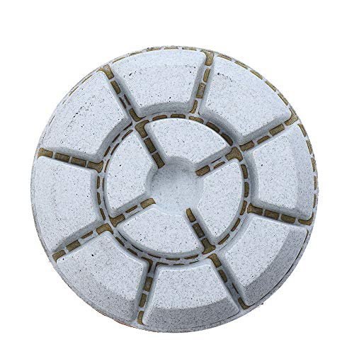 TuToy 4 Inch/100 Mm vloer diamant polijsten pad graniet marmer beton vloer polijstmachine, 200, 1