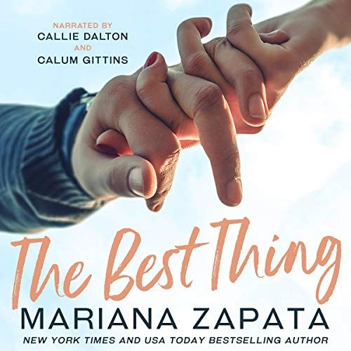 The Best Thing audiobook cover art