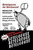 Betelguese Bio-Exorcist Flyer (BEETLEJUICE) Luxury Lined Notebook - Journal Diary Writing Paper Pad Movie Prop Replica Tim Burton Michael Keaton Alec Baldwin Winona Ryder