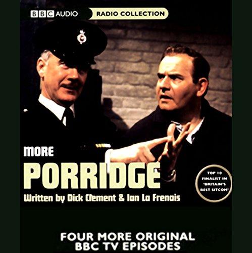 More Porridge audiobook cover art