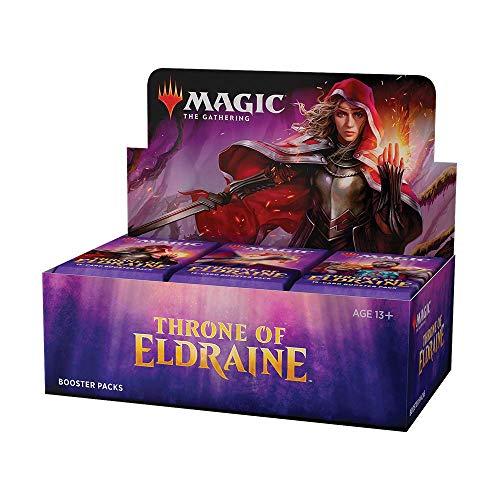 Magic: The Gathering Throne of Eldraine...