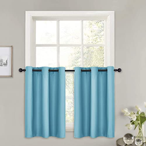 PONY DANCE Kitchen Curtains And Valances Set