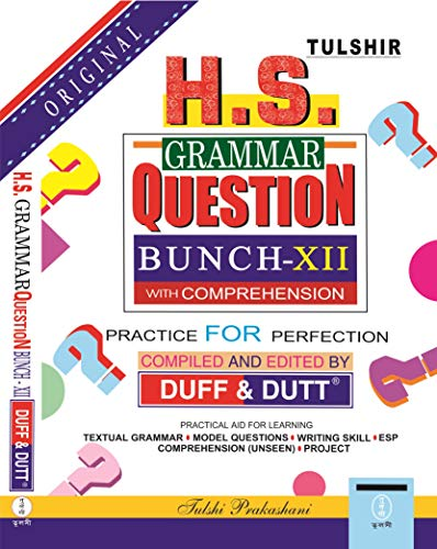 West Bengal HS Grammar Question Bunch (Class - XII) with Comprehension