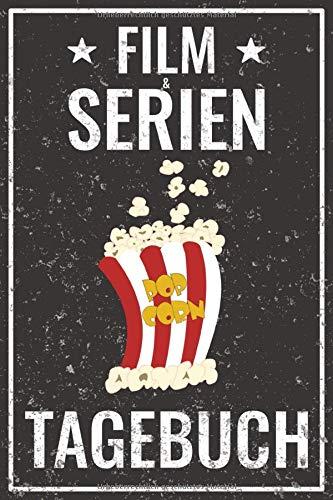Film & Serien Tagebuch: Platz für Bewertungen, Watchlist, Notizen