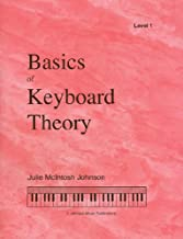 basics of keyboard theory julie johnson