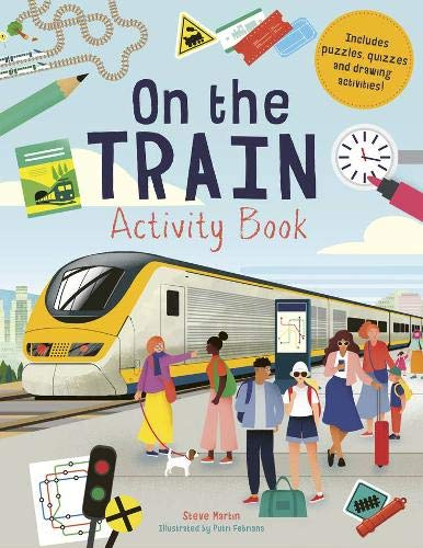 On the Train Activity Book: 1 (Activity Books)