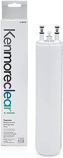 Kenmore 9999 Refrigerator Water Filter, White 1-Pack