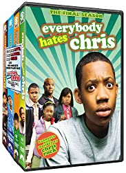 Everybody Hates Chris on DVD