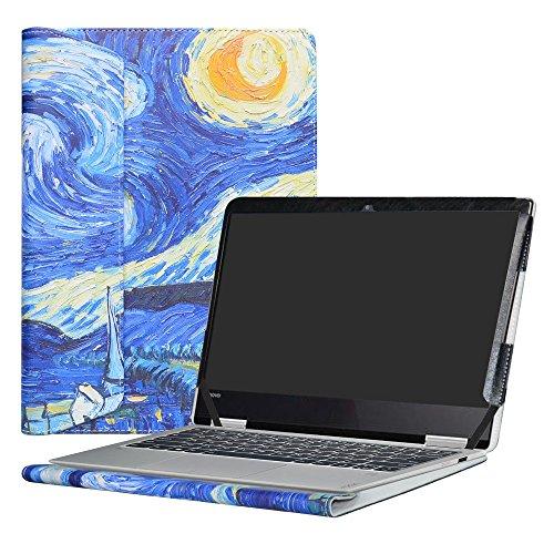 Alapmk Protective Case Cover For 12.5' Lenovo Yoga 720 12 720-12IKB Laptop,Starry Night