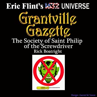 The Society of Saint Philip of the Screwdriver audiobook cover art