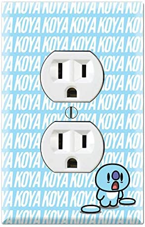 Graphics Wallplates Kpop Koya Rap Monster Duplex Outlet Wall Plate Cover Amazon Com