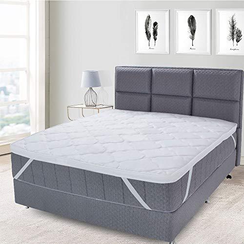 Pillow Top Queen De Espuma D33 Alta Durabilidade Conforto Firme - BF Colchões