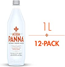 Acqua Panna Natural Spring Water, 33.8 Oz Plastic Bottles (12 Pack)