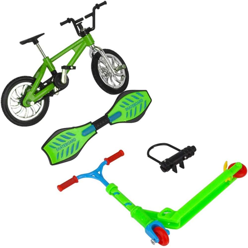 OTentW Mini Scooter Toy Children's In Our shop most popular a popularity Educational Scoot Toys Finger