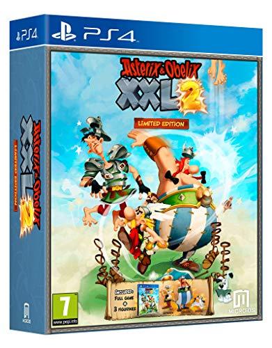 PS4 - Asterix & Obelix XXL 2 - Limited Edition - [PAL UK - MULTILANGUAGE]
