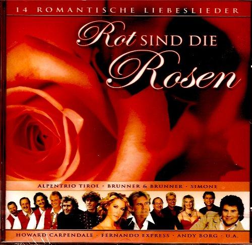 ROT SIND DIE ROSEN (14 ROMANTISCHE...