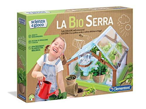 Clementoni- Scienza e Gioco-La Bioserra, Colori Assortiti, 13039