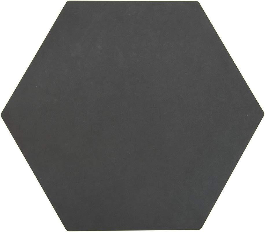 Epicurean Hexagon Display Serving Board 17 By 14 5 Slate