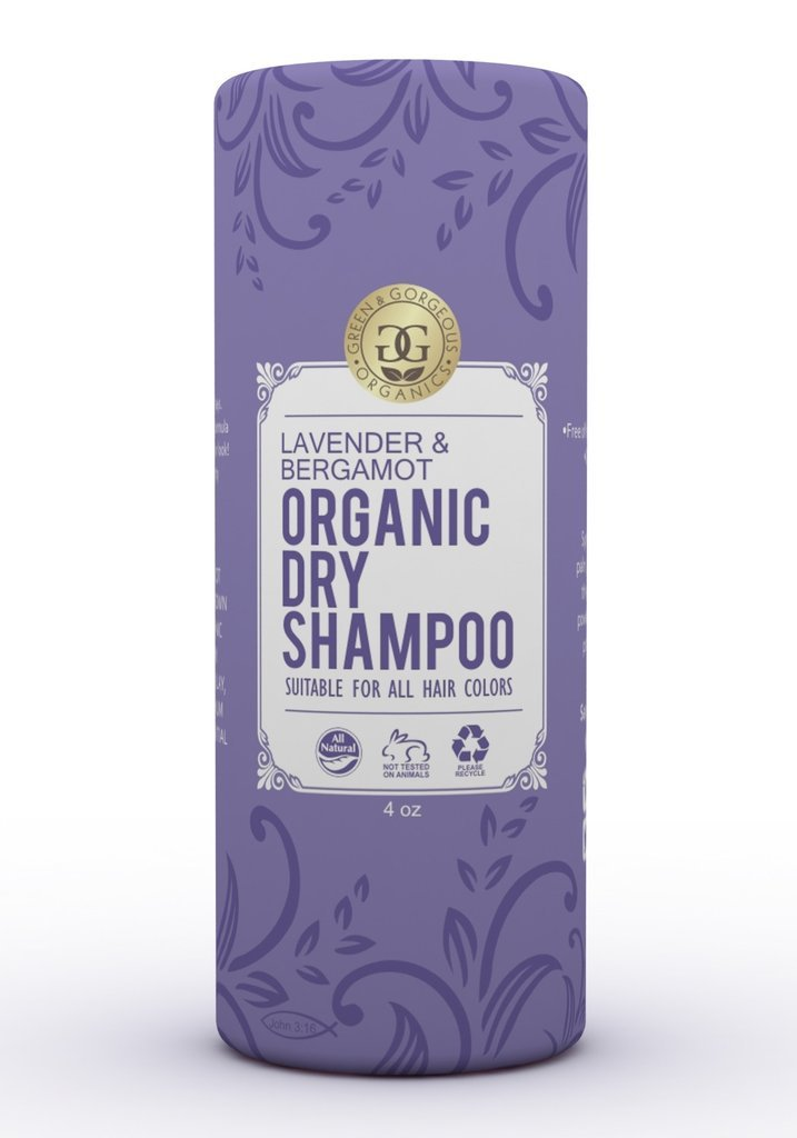 Green Gorgeous Organics Direct At the price sale of manufacturer Natural Dry All and for Shampoo Powder