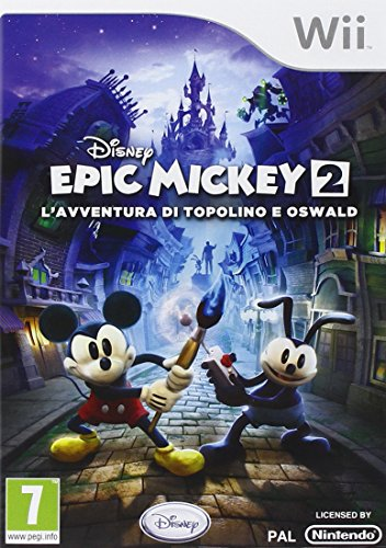 Epic Mickey 2: L'avventura di Topolino e Oswald (Disney Interactive)