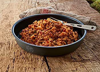 Trek?n Eat Riz poêlé des balkans - nutrition