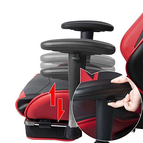 Gaming Stuhl Bestseller WOLTU Racing Stuhl Bild 3*