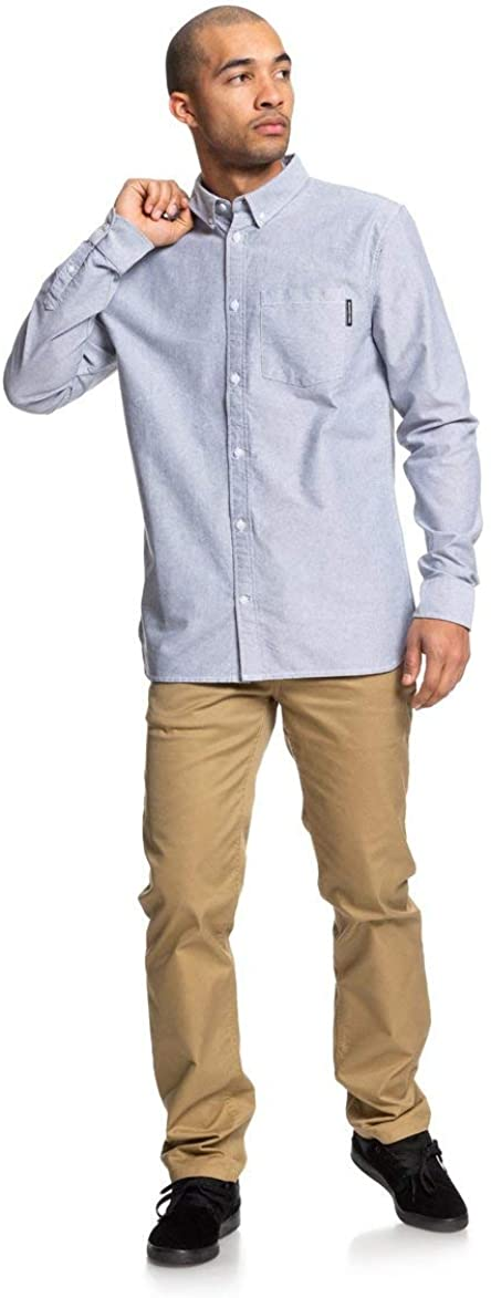 DC Mens The Oxford 2 Long Sleeve