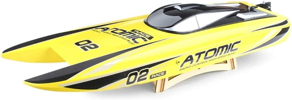 Brushless RC Boat 40mph High Speed Product Remote Ship 28 Atomic Control Austin Mall