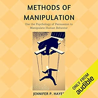 Methods of Manipulation audiobook cover art