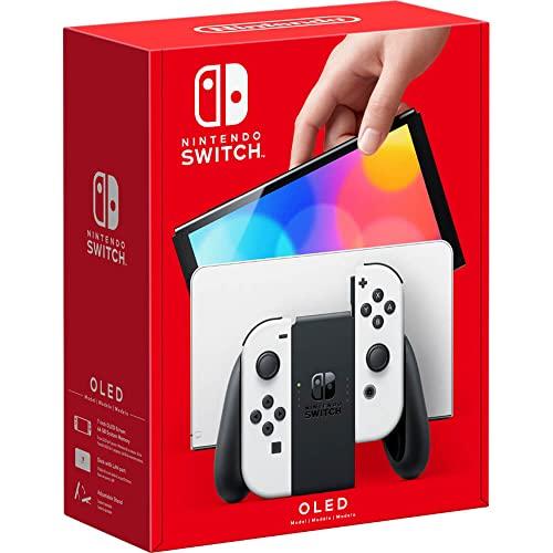 Nintendo Switch OLED model w/ White Joy-Con - Standard Edition