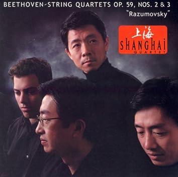 Beethoven, L.: String Quartets Nos. 8 and 9