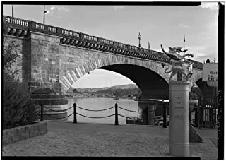 Infinite Photographs Photo: London Bridge,Lake Havasu City,Mohave County,Arizona,AZ,HABS,1