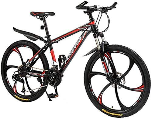 Bicicleta de carretera de la ciudad de cercanías, Bicicleta de montaña 24/26 pulgadas bicicleta de adulto, 21/24/27/30 bicis de la velocidad del Estudiante Al aire libre deporte del ciclismo de carret