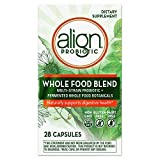 Align Probiotic, Whole Food Blend, #1 Doctor Recommended Brand, Multi-Strain Probiotic + Fermented Whole Food Botanicals, Naturally Supports Digestive Health, 28 Capsules