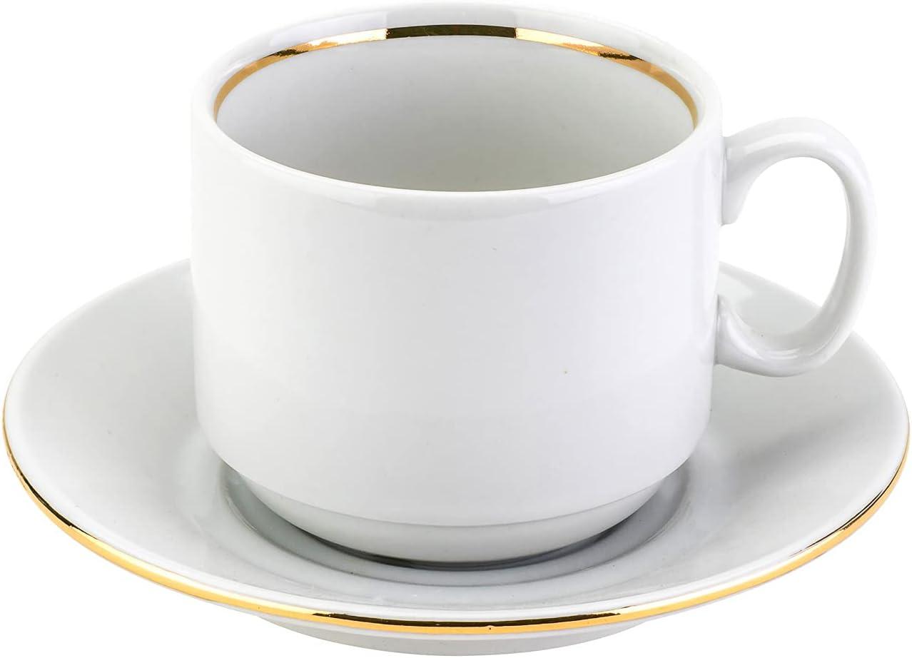 Dobrush Credence 220 ml Fine Porcelain Tea Line